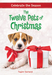 The Twelve Pets of Christmas cover