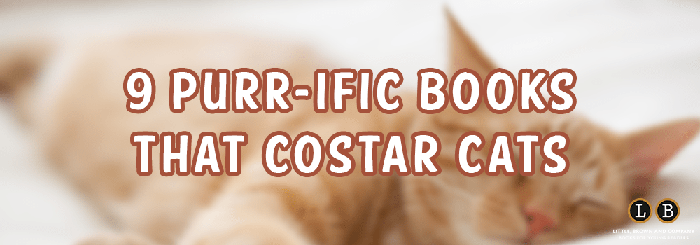 9 Purr-ific Books that Costar Cats