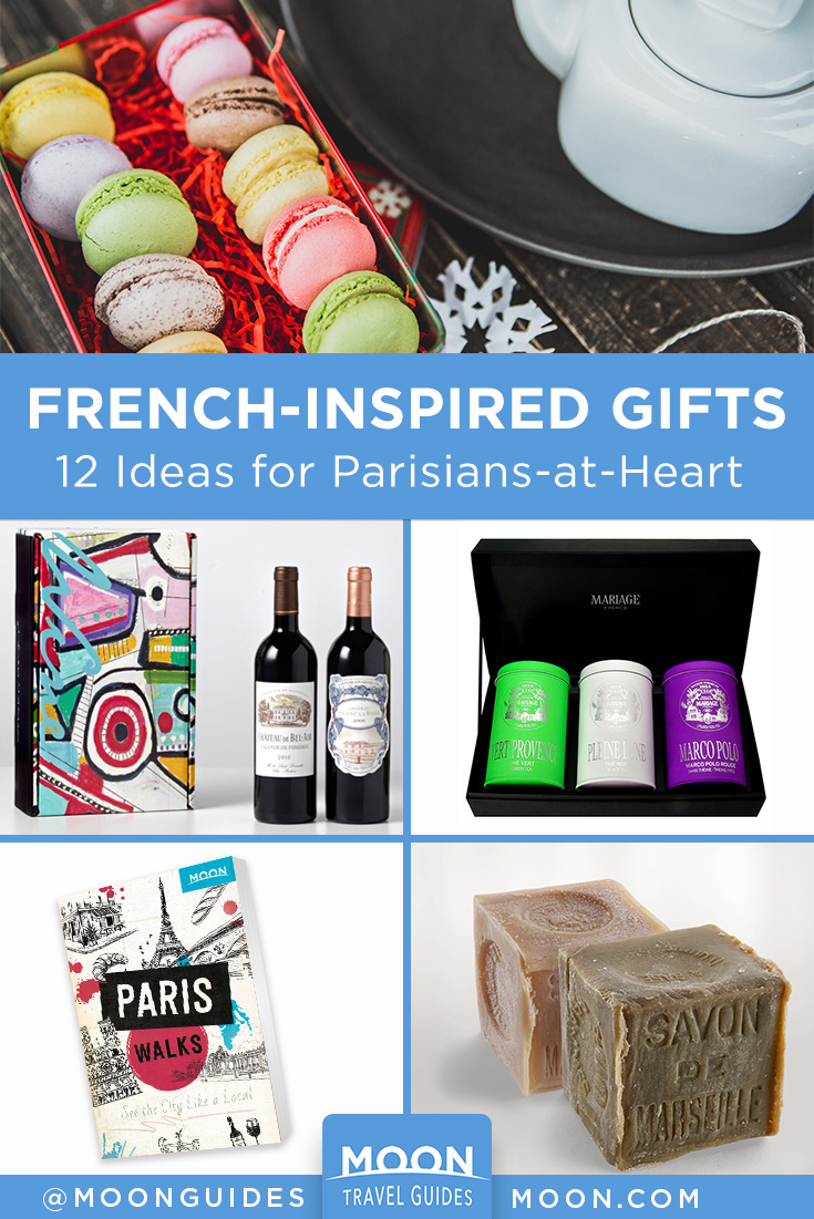 french inspired gift guide pinterest graphic