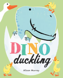 Dino Duckling cover
