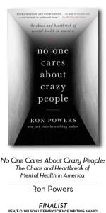 罗恩·鲍尔斯(Ron Powers)关于疯狂人物的一无所知
