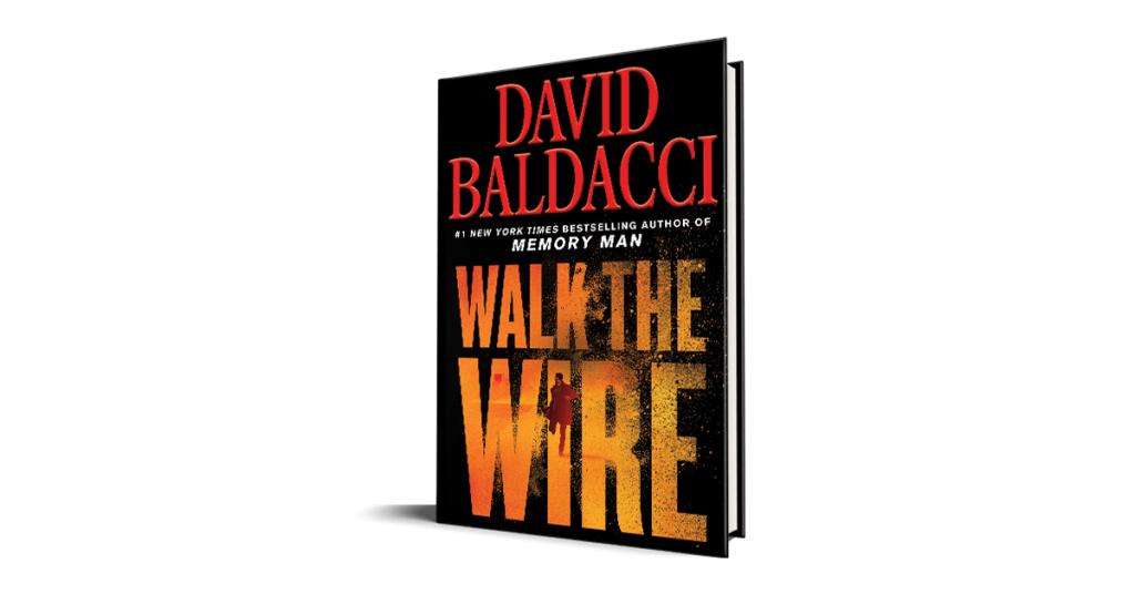 David Baldacci's Memory Man Books in Order Featured Image