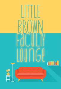Little Brown Faculty Lounge