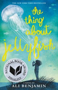 The Thing About Jellyfish cover