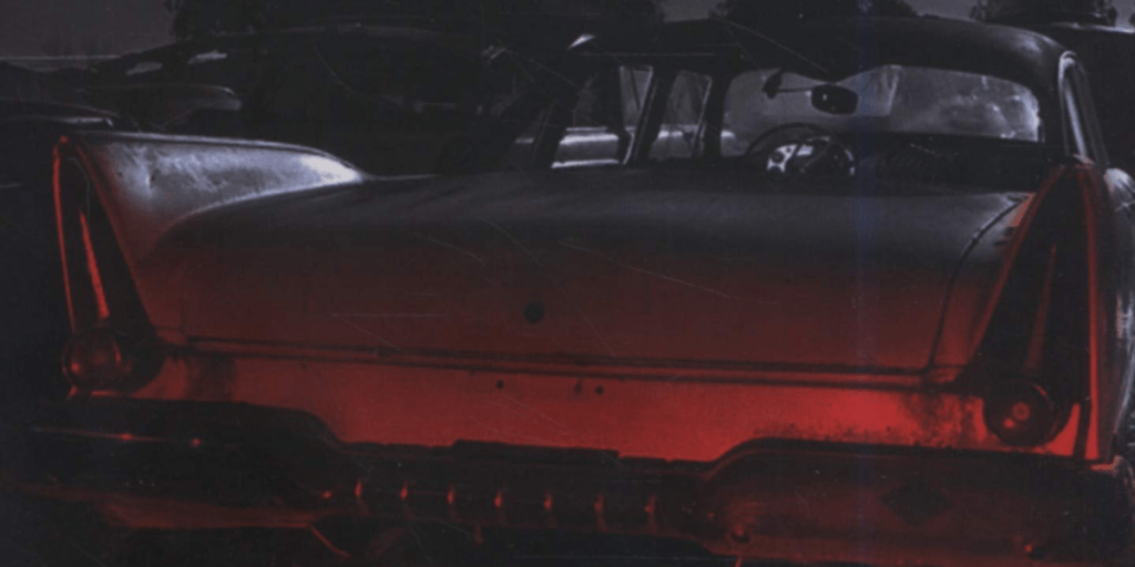 Eight Books for Fans of Stephen King's Christine