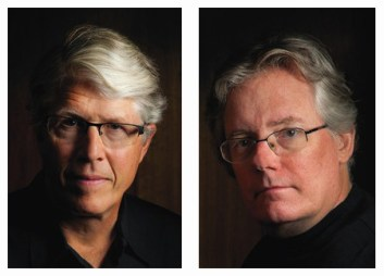 Authors Douglas Preston and Lincoln Child