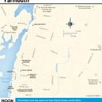 Travel map of Yarmouth, Nova Scotia