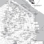 Travel map of Habana Vieja in Cuba