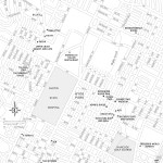 Travel map of Central Austin, Texas
