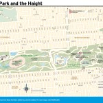 Maps - Northern California 7e - Golden Gate Park and the Haight