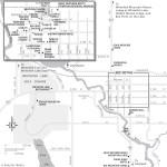 Travel map of Whitefish, Montana
