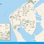 Travel map of Cartagena, Colombia's Old City
