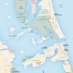 Travel map of Fort Pierce, Florida