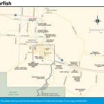 Travel map of Spearfish