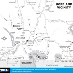 Map of Hope and Vicinity, BC