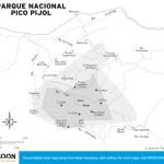 Travel map of Parque Nacional Pico Pijol, Honduras