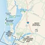 Map of Florida's South Gulf Coast