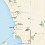 Travel map of Downtown Sarasota, Florida