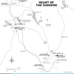 Map of Heart of the Kingdom, Vermont