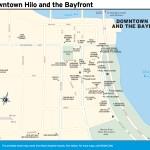 Maps - Hawaiian Islands 1e - Big Island - Downtown Hilo and the Bayfront