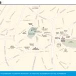 Travel map of Konya.