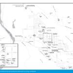 Travel map of Moab, Utah