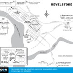 Map of Revelstoke, BC