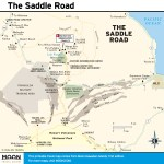 Maps - Hawaiian Islands 1e - Big Island - The Saddle Road