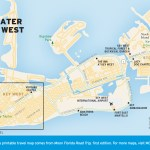 Travel map of Greater Key West, Florida