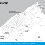 Map of Prince Rupert, BC