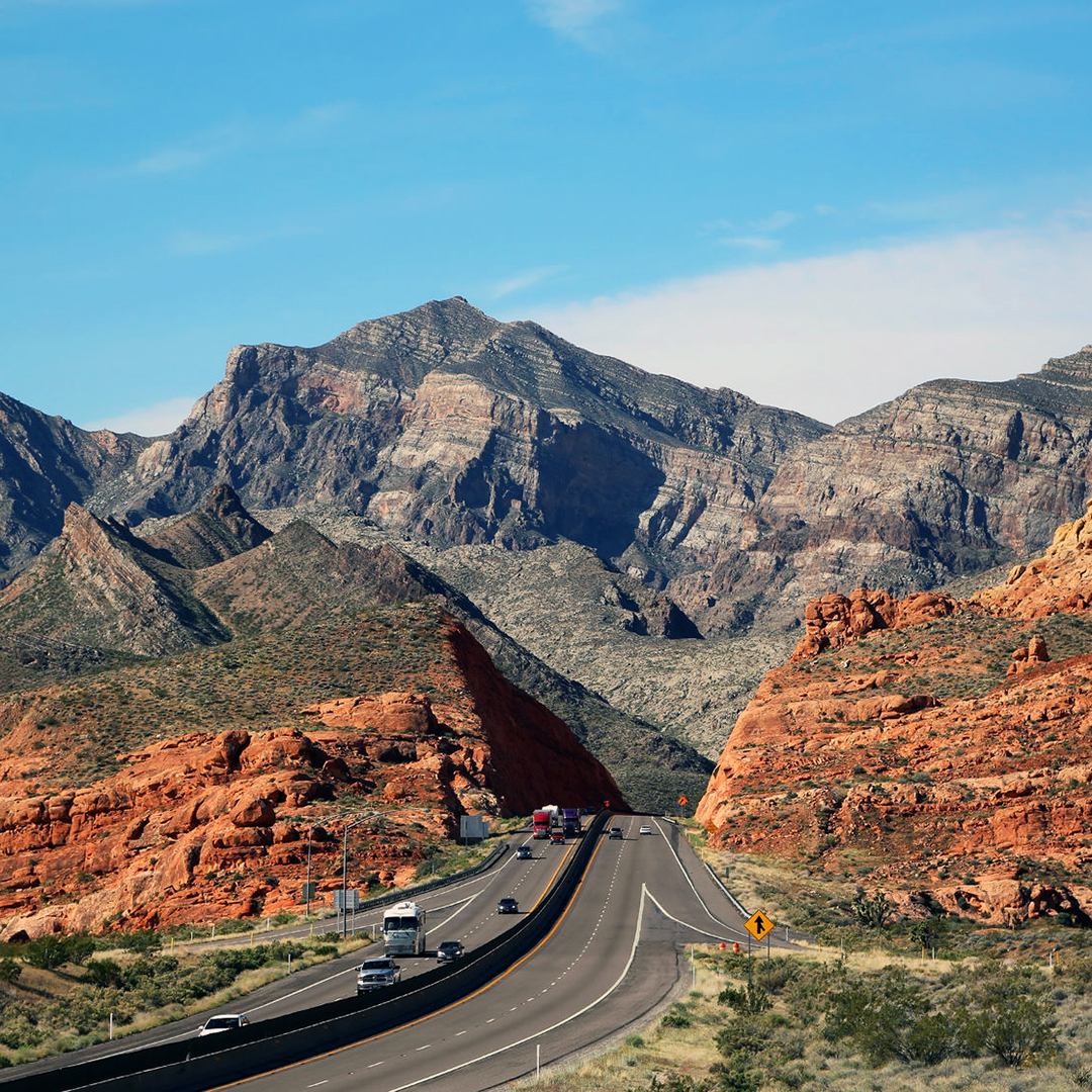 Don't just drive through the Virgin River Gorge, take some time to get out and really see the area!