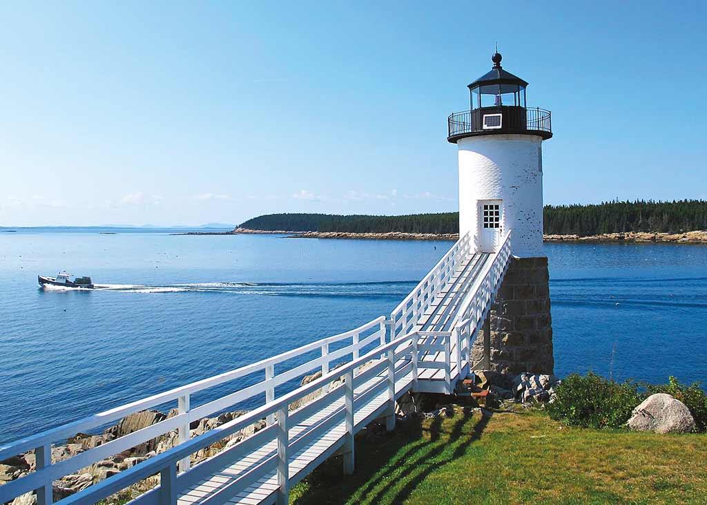 Robinson Point Light