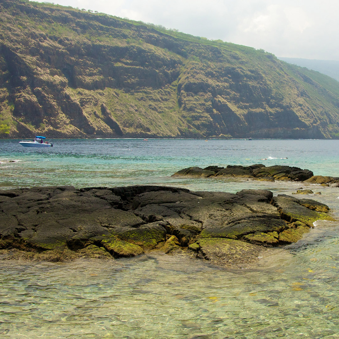 Big Island Beaches: Beaches In South Kona's Captain Cook Area