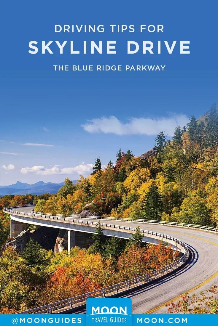 Blue Ridge Parkway Drive Pinterest graphic