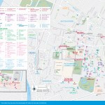 map of Downtown Bangkok Sights and Attractions