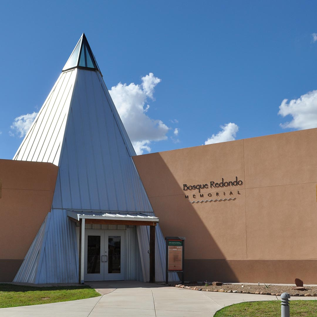 Bosque Redondo Memorial in new Mexico