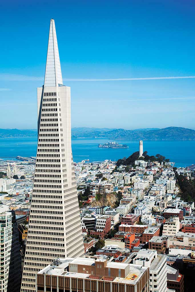 San Francisco skyline. Photo © Zhukovsky/Dreamstime.