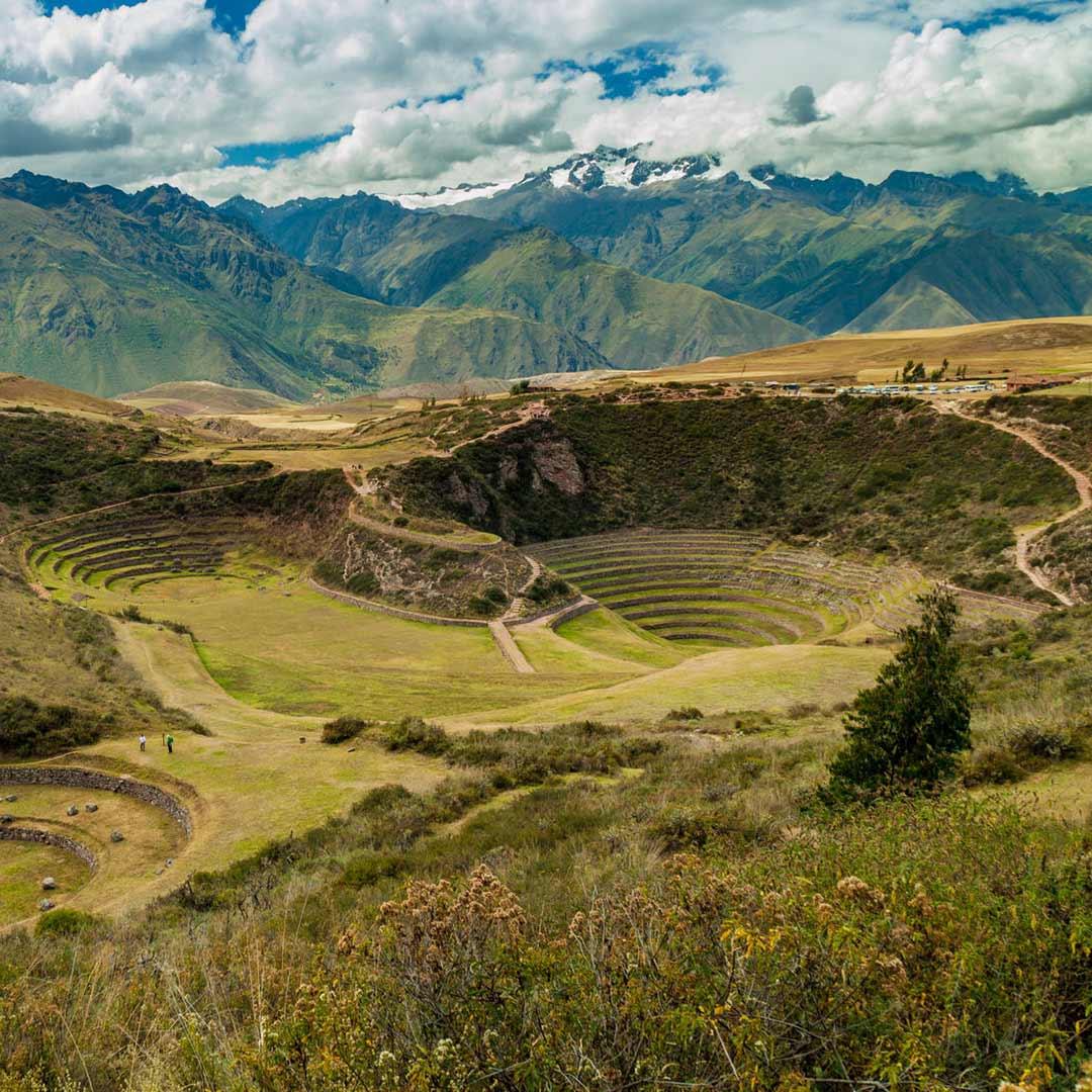 Moray Ruins in Peru. Photo © Matyas Rehak/123rf.