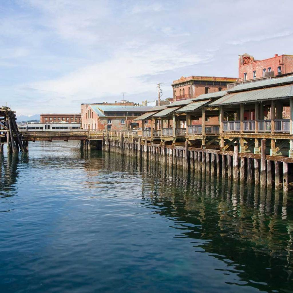 The Pier in Port Townsend