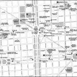 Map of Microcentro, Buenos Aires, Argentina