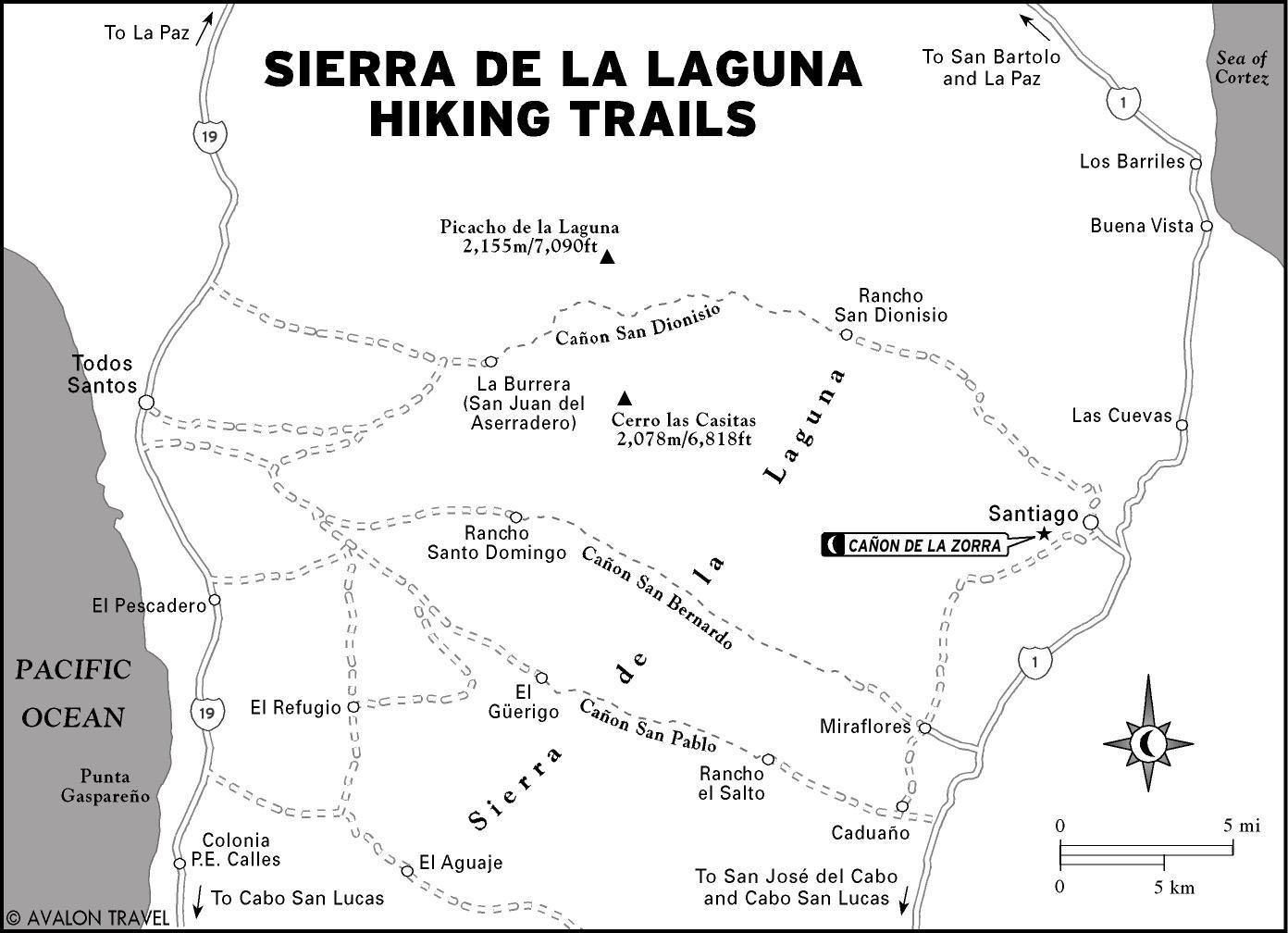 Hiking Sierra de la Laguna, Mexico | Moon Travel Guides