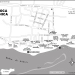 Map of Boca Chica, Dominican Republic