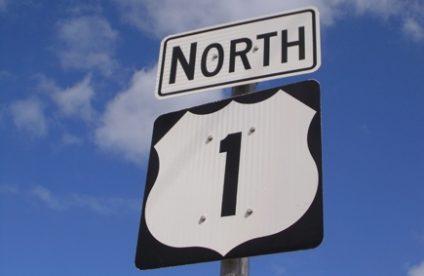 Hwy 1 North