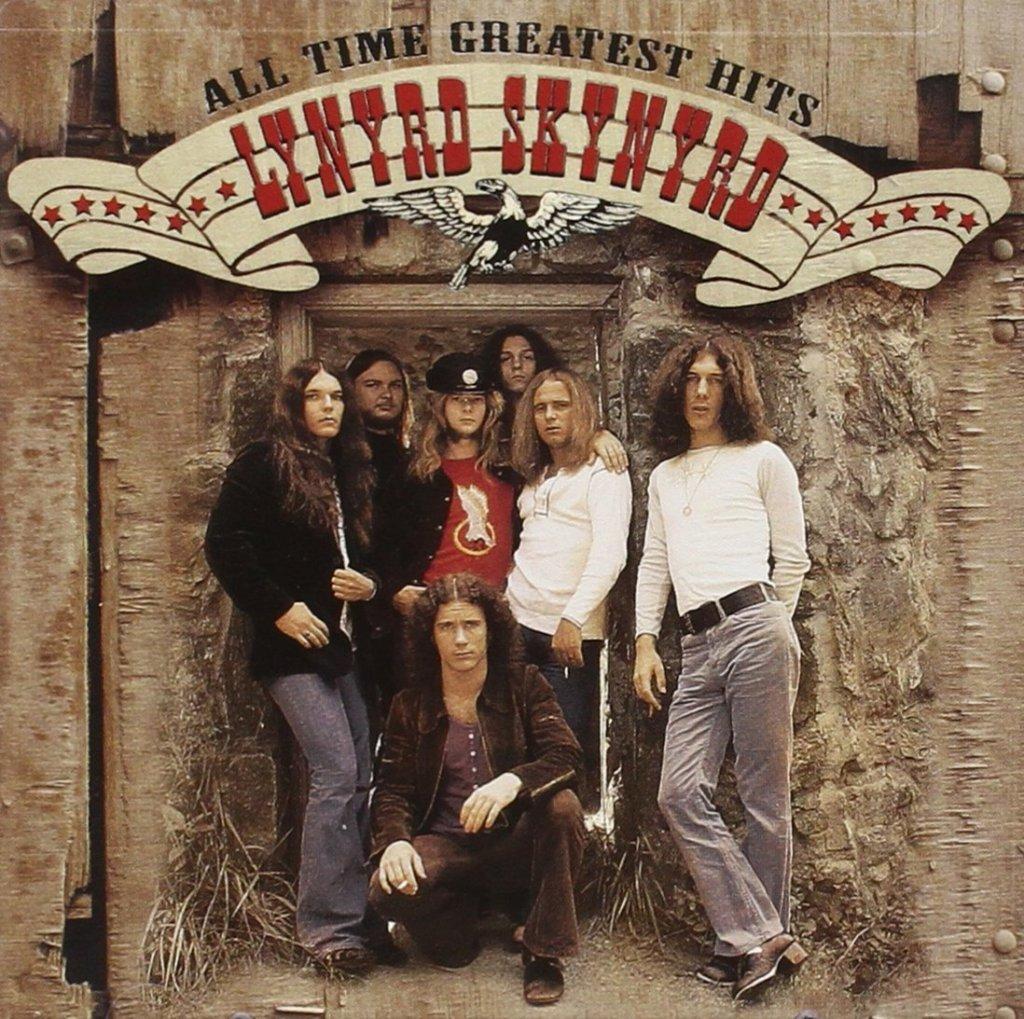 Lynyrd Skynyrd album All Time Greatest Hits