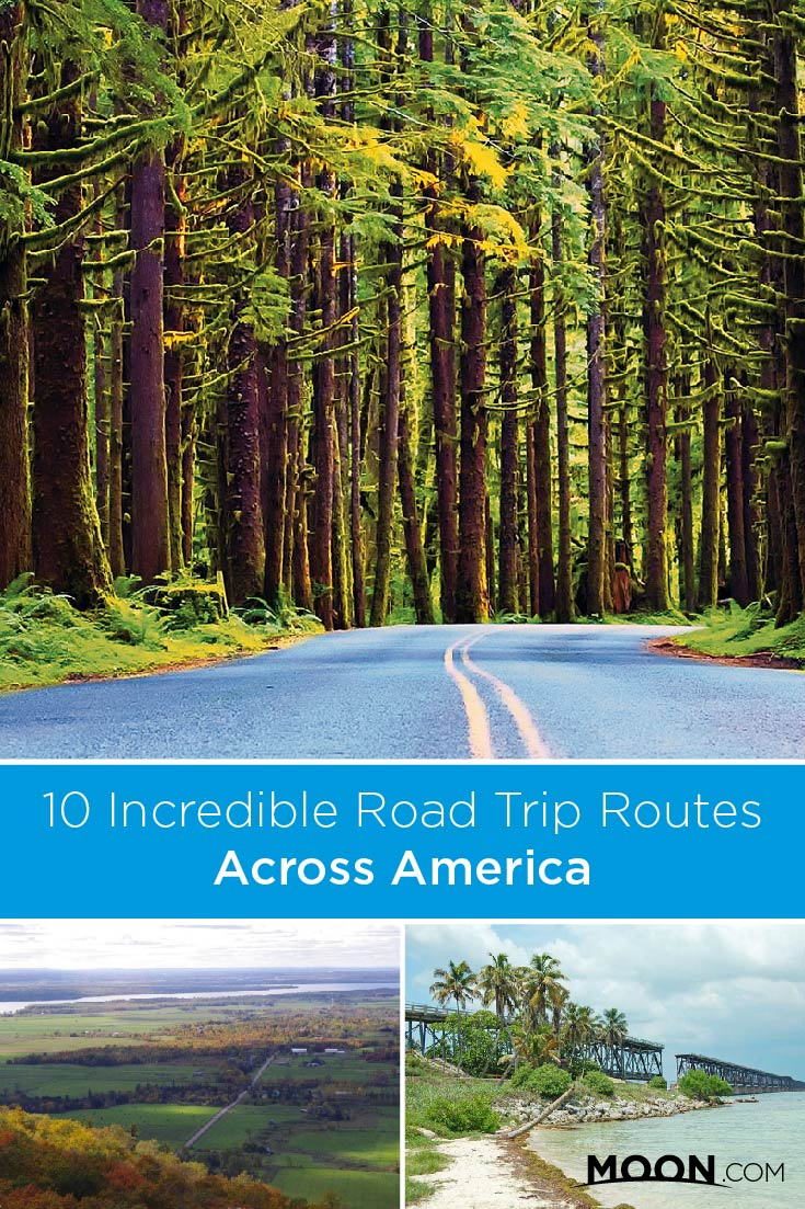 10 Incredible Road Trip Routes Across America | Moon Travel Guides on small towns across america, mustangs across america, malls across america, camping across america, cycling across america, bicycle across america, tent cities across america, bike across america, drive across america, dance across america, time zones across america, matchbox across america, hiking across america, game 18 wheels of steel across america, route across america, fat guy across america, travel across america, driving across america, quilts of valor across america, passenger trains across america,