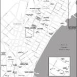 Map of Calidonia and La Exposición, Panama