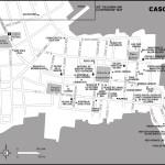 Map of Casco Viejo, Panama