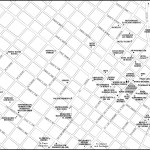 Map of David, Panama