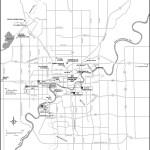 Map of Edmonton, AB