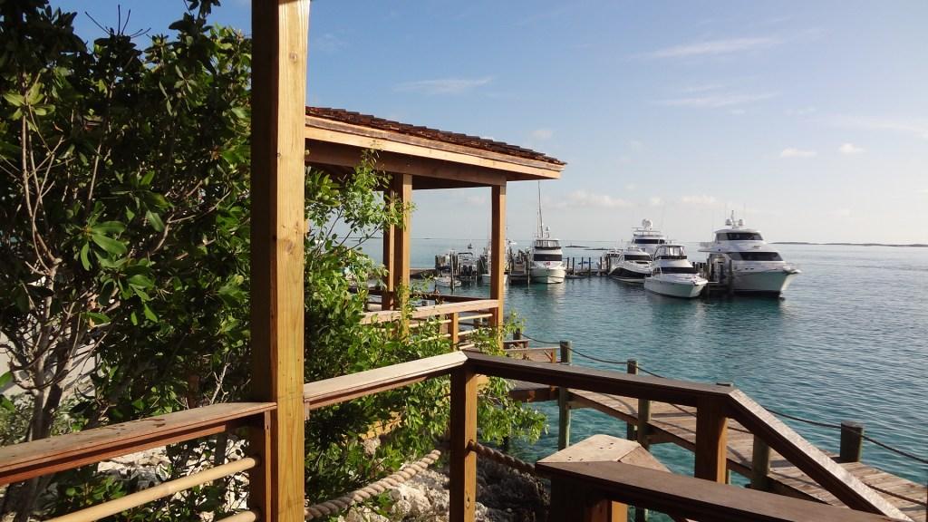 resort in Staniel Cay